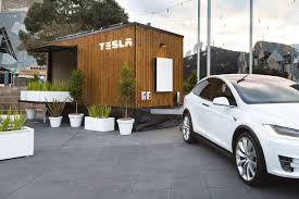 Small Picture Tesla Tiny House hits the road in Australia Curbed