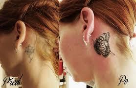 Tetování Motýl Tetování Tattoo