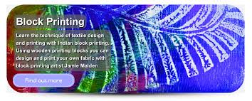 textile art fabric design