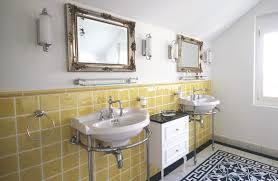 Badezimmer Vintage Stil Traditional Bathrooms