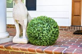 Decorative Boxwood Balls Faux Boxwood Ball 100100 Set Of 100 Home Decorative Accents 52