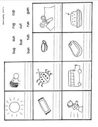 A collection of english esl worksheets for home learning, online practice, distance learning and english classes to teach about phonics, phonics. Five Short Vowel Word Reading Phonics Worksheets By Genny Tpt
