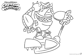 Turbo Toilet 2000 From Captain Underpants Coloring Pages Free