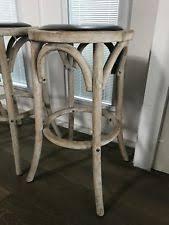 restoration hardware counter stools madeleine backless leather stool restoration hardware bar stools l83