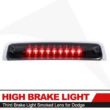 2010 Dodge Ram Third Brake Light Bulb Number Details About Third Brake Light For 11 16 Dodge Ram 1500 2500 3500 Brake Reverse Waterproof