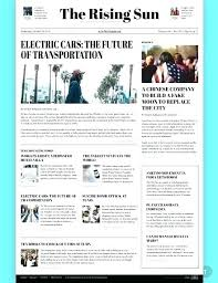 Fake Newspaper Template Word Old Newspaper Article Template Word Articles For Free Create