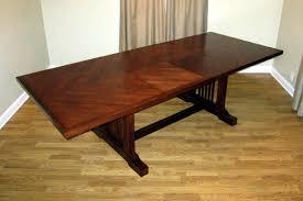 dining room leaf table
