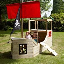 Tp Toys Pirate Galleon Play Areas Cabin And Treehouse