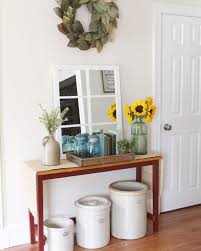 How To Decorate A Bowl Using Vintage Caddies in Farmhouse Decor The Belmont Ranch 56