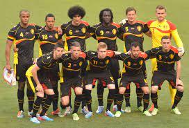 Nazionale del Belgio - Mondiali di calcio