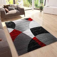 Vimoda Roter Teppich Wohnzimmer Wohnzimmer Wohnzimmer Schlafzimmer