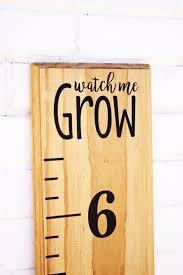 Watch Me Grow Chart