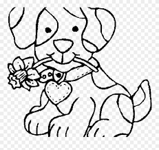 You can teach him how dog is a faithful animal. Amazing Dog Colouring Pages Free Printable Coloringages Girl Coloring Page For Tweens Clipart 1571351 Pinclipart