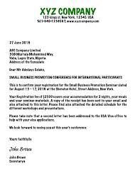 Formal Business Invitation Wording Sample Invitation Letter Visitor Visa Canada Best Of Visit