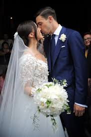 Manchester United star Matteo Darmian gets married to long-term fiancee Francesca  Cormanni in beautiful Italian ceremony