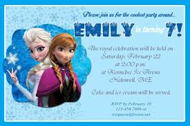 elsa birthday invitations frozen birthday party invitations bagvania free printable
