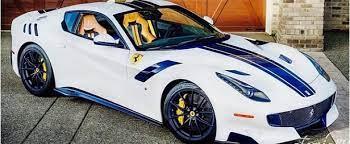 Ferrari F12 Tdf With Crazy Spec Shows Up For Sale At 1 5 Million Autoevolution