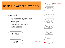 Grade 10 Flowcharting