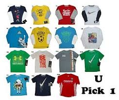 under armour shirts for boys. image is loading nike-adidas-under-armour-t-shirt-long-amp- under armour shirts for boys -