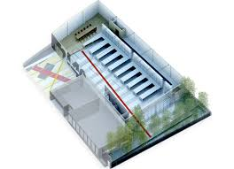 lehrer architects office design. Lehrer Architects Office Design D