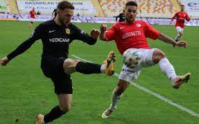 Yeni Malatyaspor-Gaziantep FK Süper Lig maç sonucu: 2-2 - Internet Haber