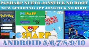 Pokemon GO + PGSHARP Nuevo Joystick NO ROOT + New Spoofing App ...