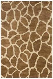 giraffe print rug quick view leopard print area rugs