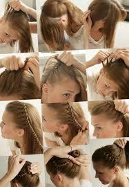 Coiffure Soirée Simple Cheveux Mi Long