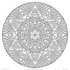 Small Picture Download Coloring Pages Advanced Mandala Coloring Pages Advanced