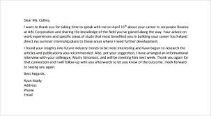Best Ideas Of Thank You Letter For Internship Experience And Career