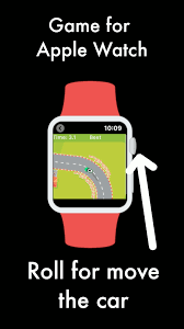 touch screen to go right apple watch