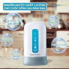 Công nghệ lọc tối ưu của máy lọc nước Tupperware Nano Nature - Tiến sĩ Trần  Thiện Khánh - Mai Ngọc Minh