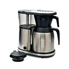 bonavita 8 cup coffee maker with thermal carafe double walled glass