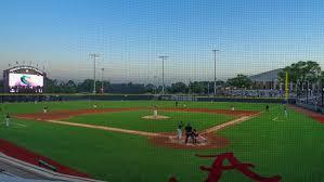 Sewell Thomas Stadium Alabama Crimson Tide Ballpark Digest