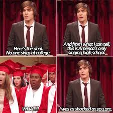 The Shocking Truth For High School Musical Memes. Best Collection ... via Relatably.com