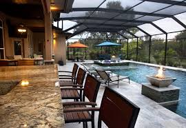 holiday florida pool builder contractor remodeling outdoor kitchens