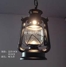 pendant lantern light fixtures hot ing quality retro barn font b lantern b font kerosene lamp