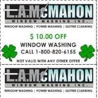 T Window Washing McMahon