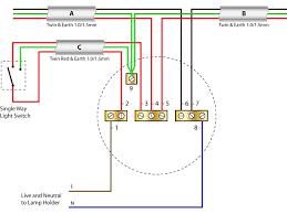 1 way switch wiring diagram 1 way switch wiring diagram power in light switch wiring diagram at Wiring Diagram For Ceiling Light