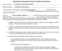 Assignment Of Contract Raleigh Real Estate REIFLIPSCOM 2