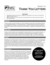 2017 Thank You Letter Template Fillable Printable Pdf Forms
