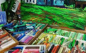 Duo Aqua Oil Color Hk Holbein Artist Materials