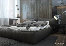 cool bedroom design black. Dark-masculine-bedroom-design | Interior Design Ideas. Cool Bedroom Black