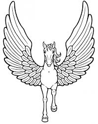 Coloring Page Unicorn Free Coloring Pages On Art Coloring Pages