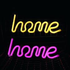 hot ins home neon signs for room lamp wall lights bedroom decoration decorative plates custom custom neon lights bedroom signs