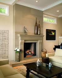 smlf small living room corner fireplace decorating ideas modern image design photos
