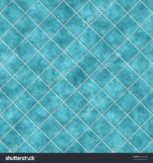 Blue Tiles For Kitchen Seamless Blue Tiles Texture Background Kitchen Stock Illustration