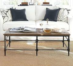 reclaimed wood and metal coffee table rustic wood and metal coffee table in metal and wood