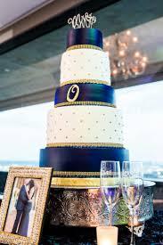 Best 25 Blue Tall Wedding Cakes Ideas On Pinterest Orchid