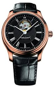 louis erard gold collection swiss automatic black dial men s watch louis erard gold collection swiss automatic black dial men s watch 60267pr42